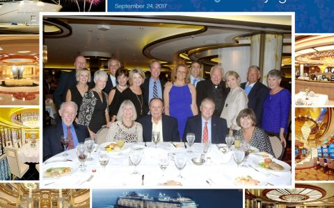 Commodore's Cruise to New England