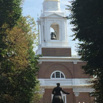 Paul Revere and North Church